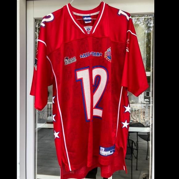 783a07eaa62 RARE Tom Brady 2005 Pro Bowl Jersey 🏈. M_5aff01903b1608b11269c4fe